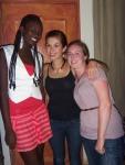 Fatou, me and Ellen