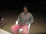Mamadou, my uncle who wanted to marry me.