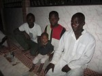 drank attaaya with them each night and had great discussions